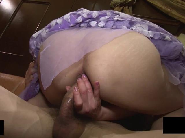 Cute chick yumi takeda fucked in the ass 9