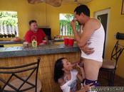 Oh daddy fuck me Holly Hendrix Has Some Fun With Her Dad's Friend