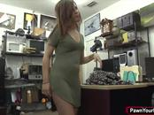 Sexy rocker chick Lilith Shayton fuck for cold cash