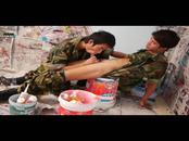 2 soldier gays love fellatio and can't get enough of anal
