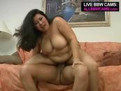 Fat Brunette Babe Sluts Out For Thick Dick
