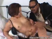 Dirty Dude Eager To Lick Raunchy Whore's Cooter