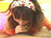 Amazing Asian  Gal Rika Hayama Is Insanely Banged By One  Throbbing Pole