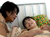 Babelicious Asian  Teenie  Rika Sonohara Gets Her Tits Toyed By These 2 Hot Perverts