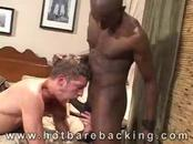 Ian and Nathan interracial gay action