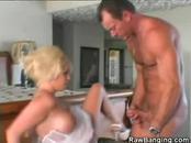 Pornstar Jamie Fucking a Big Dick