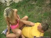 Mina blonde and german big tits public masturbation xxx Josje banging