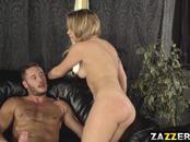 Danny gets a private fuck from sexy stripper Mia