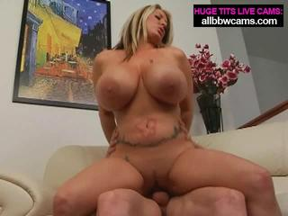 Sexy Blonde Chick Loves An Intense Sack Session
