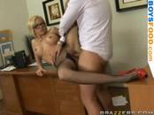 Hardcore Sex At Office